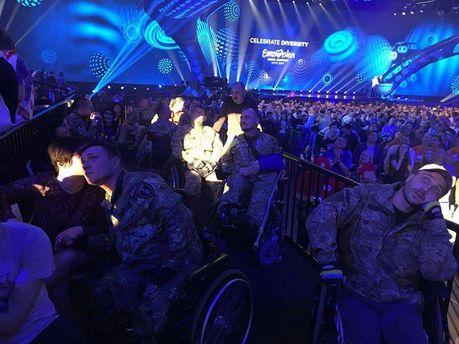 Ветерани АТО на Євробаченні