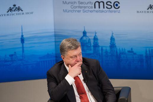 Порошенко: Україна готова скасувати заборону доступу доросійських інтернет-ресурсів