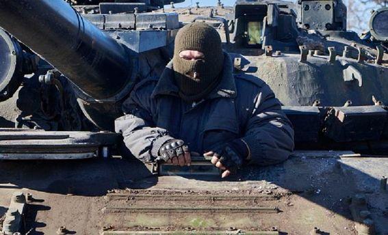Трьох українських військових поранено задобу взоні АТО