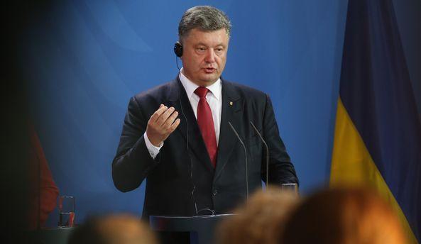 Автономія кримських татар гарантуватиме права усіх етносів— Порошенко