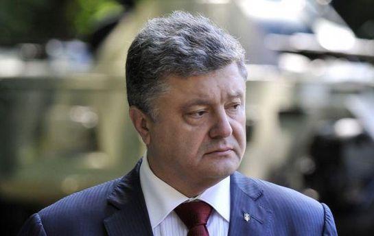 Порошенко заборонив російські сайти в Україні