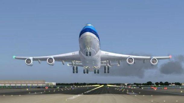Літак МАУ ледь не зазнав аварії у Запоріжжі