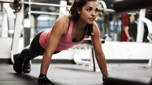 Отказ от тренировок вредит здоровью