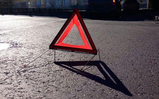 Біля Новоазовська п'яні бойовики наавтомобілі збили двох цивільних
