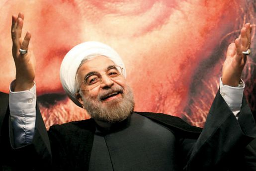 Реформатор Рухани во второй раз стал президентом Ирана