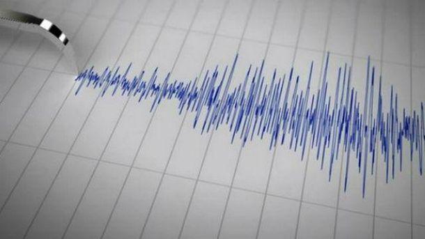 Землетрус магнітудою 4,3 стався на півдні Одеської області