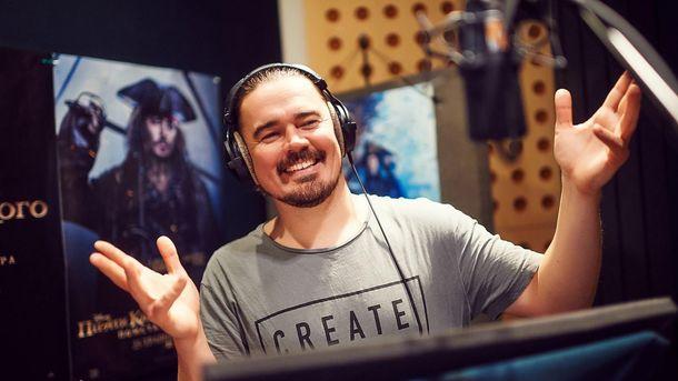 Украинский певец рассказал, что у него есть общего с Джеком Воробьем