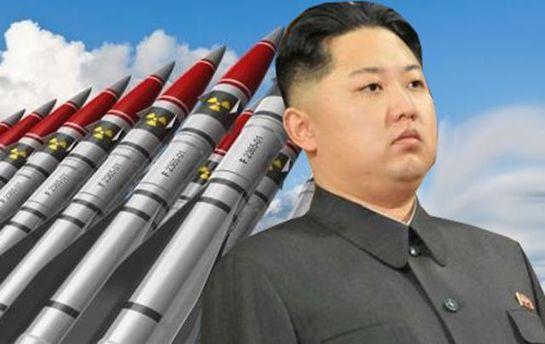 Северная Корея вновь запустила баллистическую ракету