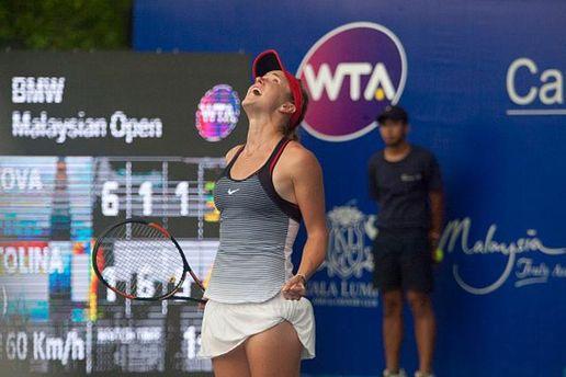 Українка виграла тенісний турнір в Італії