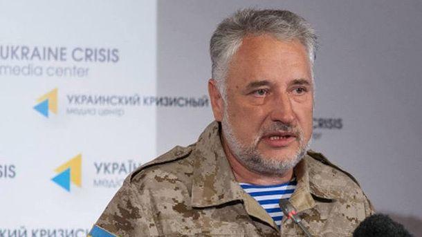 Жебрівський пообіцяв 30 мільйонів гривень найбільш українському місту Донеччини