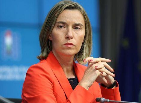 Могеріні вказала Росії на її слабке місце