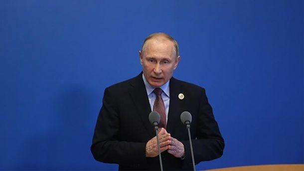 Путін позапланово зазбирався уПариж— росЗМІ