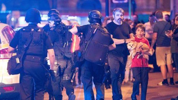 Теракт у Манчестері: все вказує на Путіна