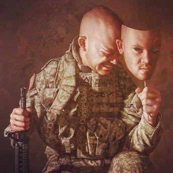 Війна на Донбасі: на передовій кожен вдягає маску
