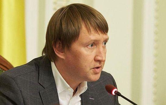 Міністр аграрної політики Кутовий подав у відставку
