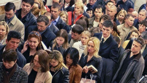 Скільки працездатних українців платить пенсійні внески