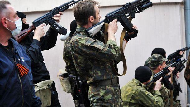 Ранены еще 2 украинских военнослужащих— Сутки АТО