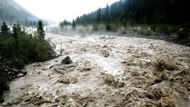 НаПрикарпатті очікують підйом рівня води у річках