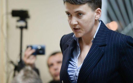 Савченко: Яготова взять ответственность засвою страну истать президентом