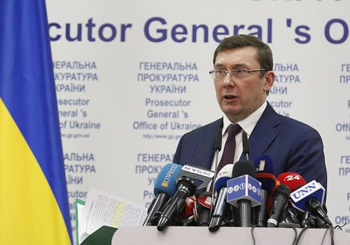 Луценко визнав: Усправі вбивства журналіста Шеремета була допущена помилка слідства
