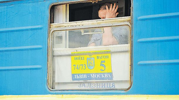 Україна може скасувати всі пасажирські потяги вРосію