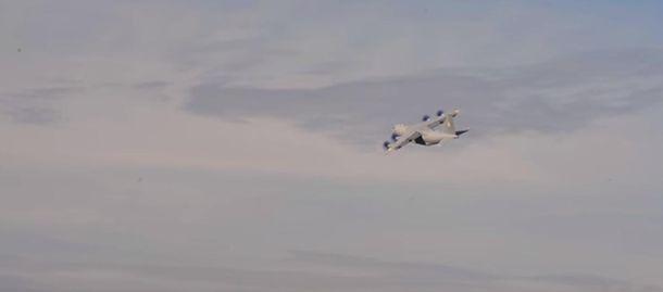 «Антонов» показав відео польоту літака нового покоління