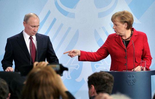 Галопом – до Європи, або Як Трамп і Меркель виховують Путіна