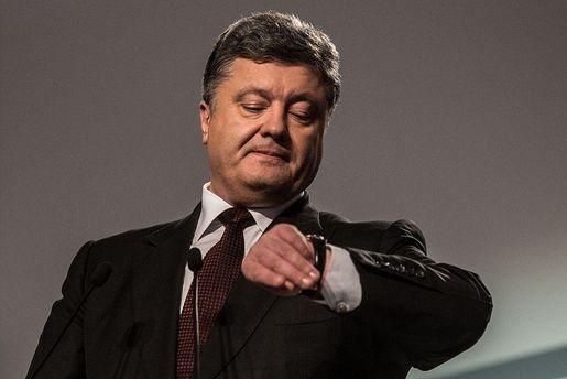 Главные новости 25 мая: три года Порошенко и ДТП с украинцами в России