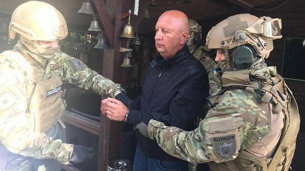 Колишній глава управління Міністерства доходів у Харківській області Андрій Роздайбеда