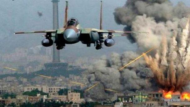 ВМосуле из-за авиаударов погибли неменее 100 гражданских— Военные США