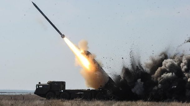 ВУкраинском государстве сообщили обиспытании новейшей ракеты