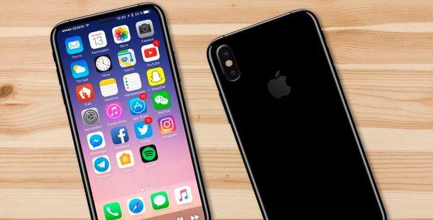 Деловой партнер Apple поведал осканере отпечатков пальцев вдисплее iPhone 8