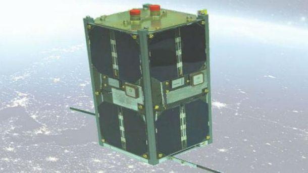 Наорбиту Земли удачно вывели созданный вКПИ наноспутник