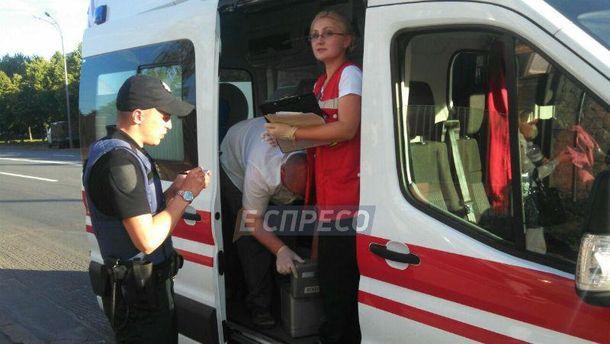 Взрыв наСТО вКиеве: рванул балкон сгазом— есть пострадавшие