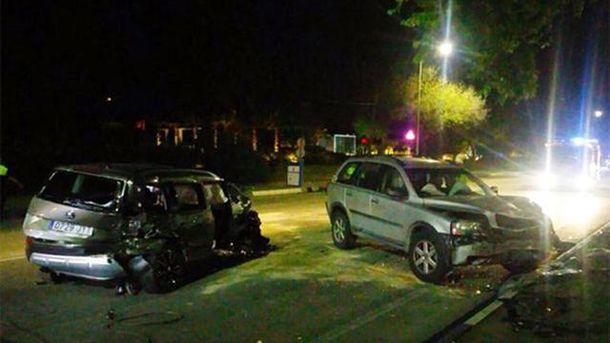 В Іспанії водій нависокій швидкості в'їхав унатовп, постраждало 8 людей