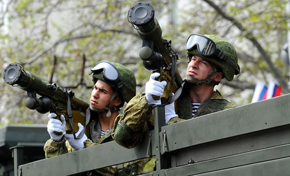 Парубій: Росія, можливо, розмістила вКриму ядерну зброю