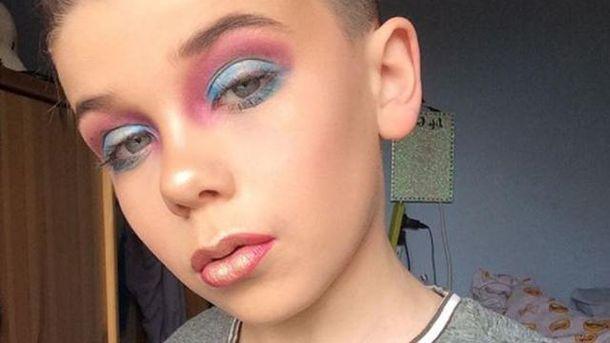 Як 10-річний хлопчик-візажист став б'юті-гуру: відеоуроки макіяжу