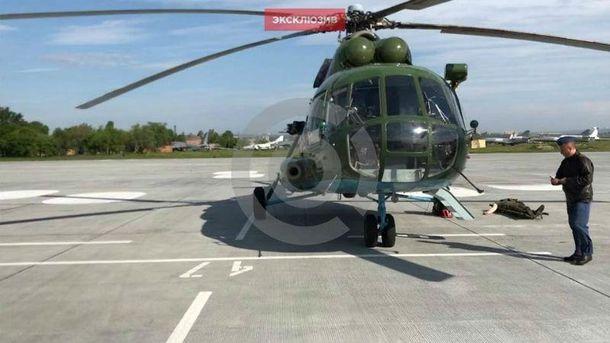 УРосії спалахнув військовий літак: є агиблі