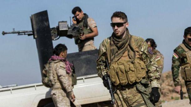 Воевавшего наВостоке Украины бойца армии США сократили