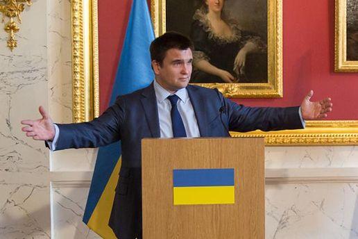 Климкин: Буду считать Пушкина украинцем
