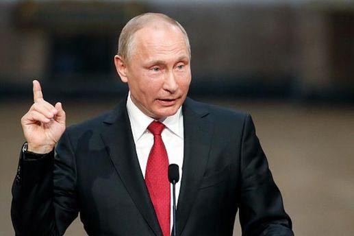 Путин: РФнепредставляет никакой угрозы для Запада