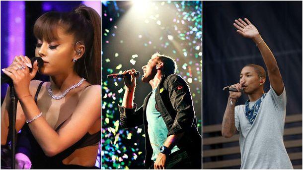 Світові зірки візьмуть участь ублагодійному концерті після атаки вМанчестері