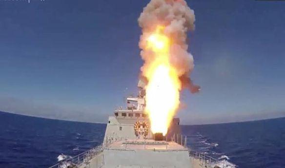 Росія заявила про обстріл із Середземного моря позицій ісламістів уСирії
