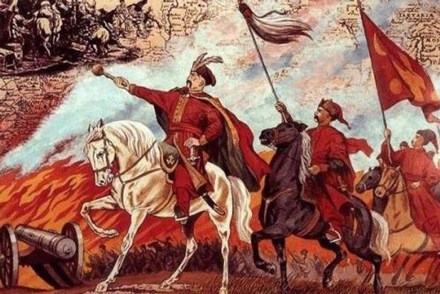 Картинки по запросу Войско Хмельницкого