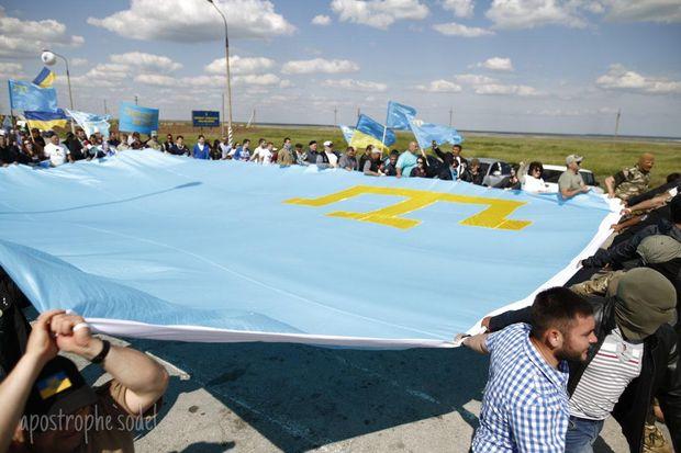 Крим, депортація, Чонгар