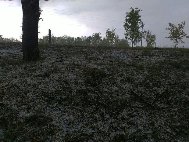 Сніг, Кременчук, травень