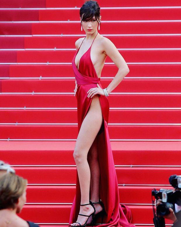 Белла Хадід, модель, Dior