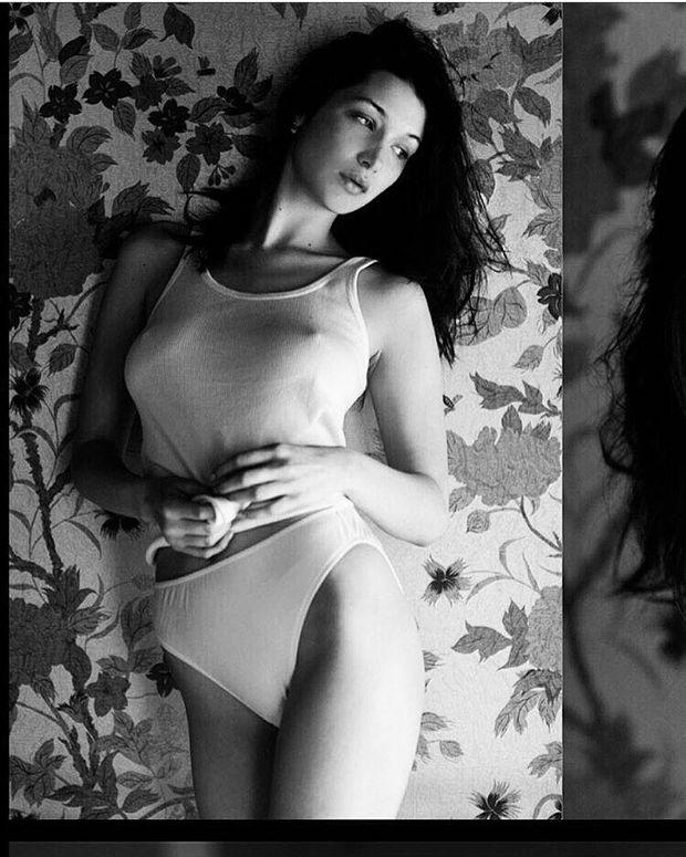 Белла Хадид стала новым лицом косметики Dior