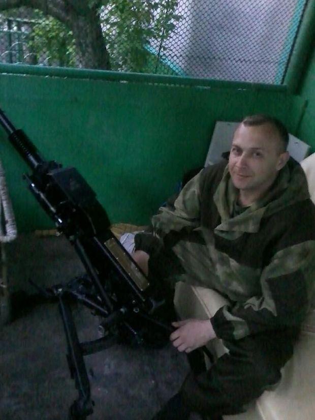 СБУ, терорист, Донбас