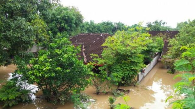 Індонезія, негода, стихійне лихо